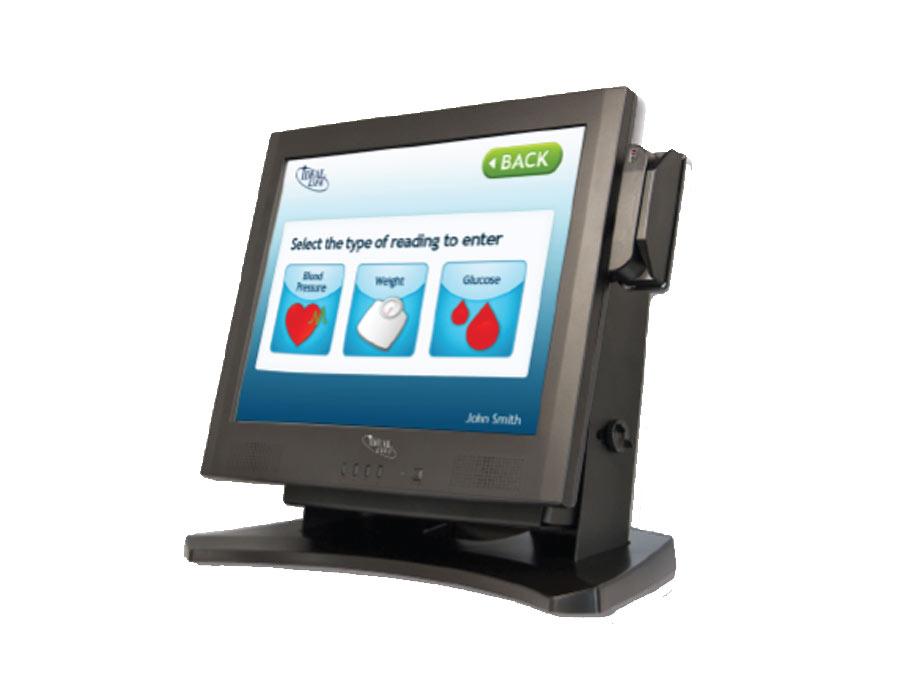 IDEAL LIFE Interactive Kiosk™